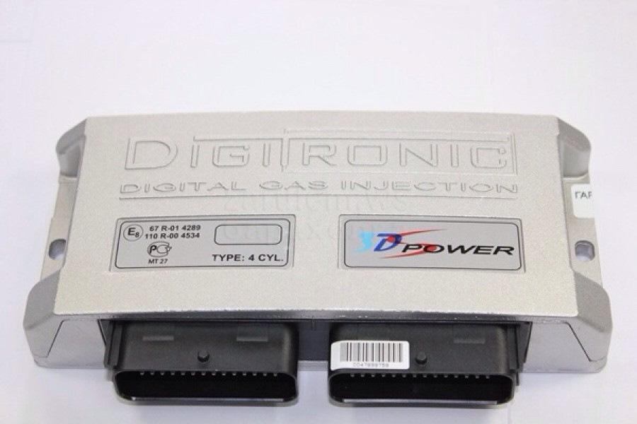 Блок Digitronic 3DS power 4 цил.(СHINA)